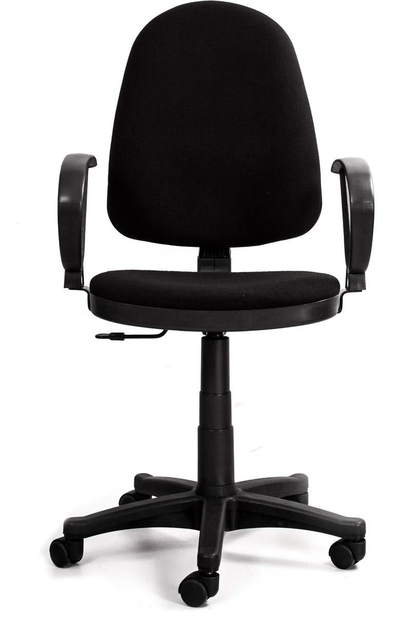 Кресло Recardo Assistant, D-образный подлокотник462245Классическое офисное кресло Recardo Assistant придется по душе тем, кто ищет бюджетный вариант, но не хочет поступаться качеством и удобством. Продолговатая анатомическая спинка эффективно поддерживает спину. Специальная конструкция передней кромки сиденья способствует правильному кровообращению в ногах. Сочетание механизма откидывания и подлокотников позволяет добиться максимального комфорта как при работе, так и при отдыхе.Высота спинки и сиденья регулируется отдельно.
