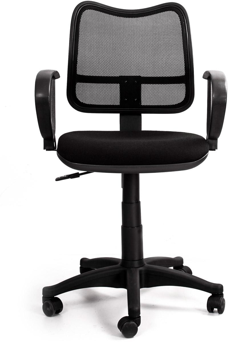 Практичная облегченная конструкция кресла Recardo Comfort с сетчатой спинкой сочетает в себе надежность, практичность и удобство. Механизм откидывания и регулировка высоты сиденья позволяют настроить кресло под индивидуальные параметры. Комфорт при работе обеспечивается правильной поддержкой спины, подлокотниками и скругленной передней кромкой сиденья, препятствующей затеканию ног.