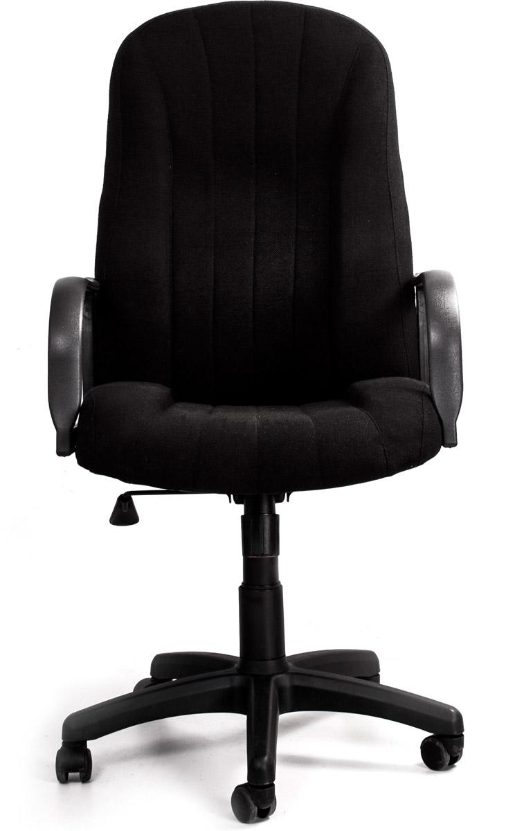 """Кресло для руководителя Recardo """"Director"""" сочетает в себе  строгий дизайн и продуманную эргономику. Высокая S- образная спинка с регулируемым углом наклона и  подлокотники обеспечивают повышенный уровень комфорта, а  широкая основа позволяет креслу быть более устойчивым. Газлифт до 9,5 см.  Вес кресла: 16 кг."""