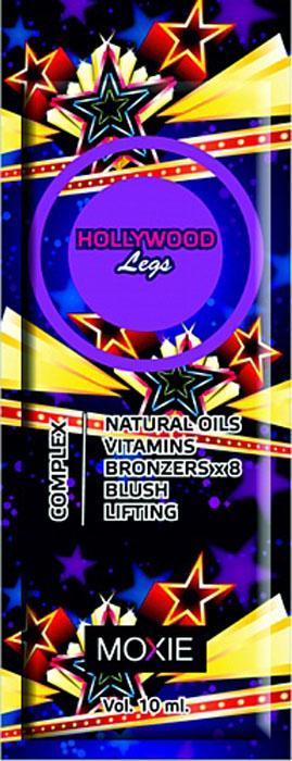 MOXIE Крем для загара в солярии Hollywood Legs, 15 мл88Нежный крем для ног с бесподобным комплексом бронзаторов и ускорителями загара обеспечит Вашим ножкам быстрый красивый загар. Нежный разогрев и оксигенация кожи позволяет еще больше улучшить результат. Крем быстро впитывается, оставляя на коже умопомрачительный запах. Специальная формула сделает Ваши ножки бархатными на ощупь!