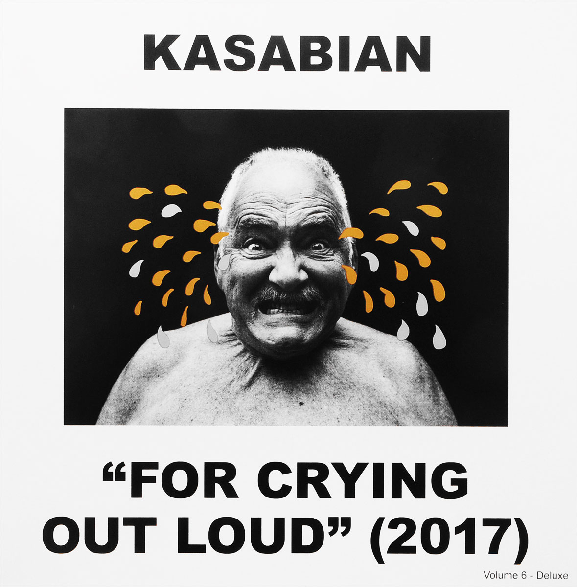 Kasabian Kasabian. For Crying Out Loud. Deluxe Edition (2 CD) roxy music roxy music the studio albums limited edition 8 lp