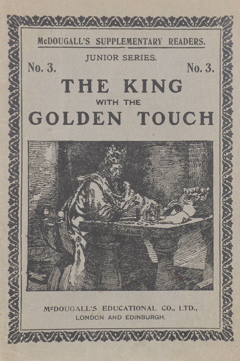 The King with Golden Touch