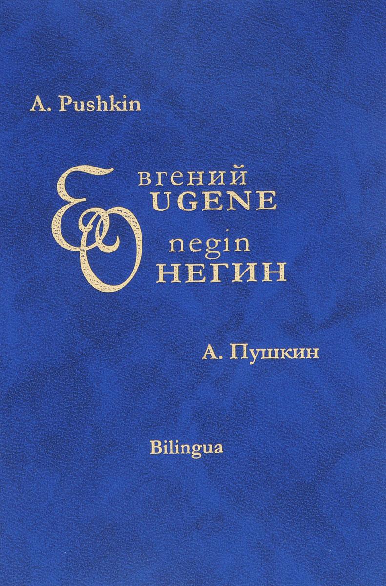 Книга Евгений Онегин. А. Пушкин