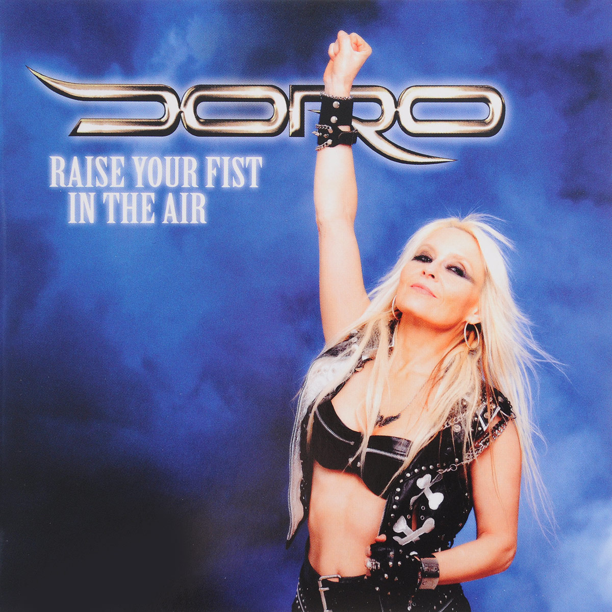 Doro Doro. Raise Your Fist In The Air (LP) supertramp supertramp breakfast in america lp