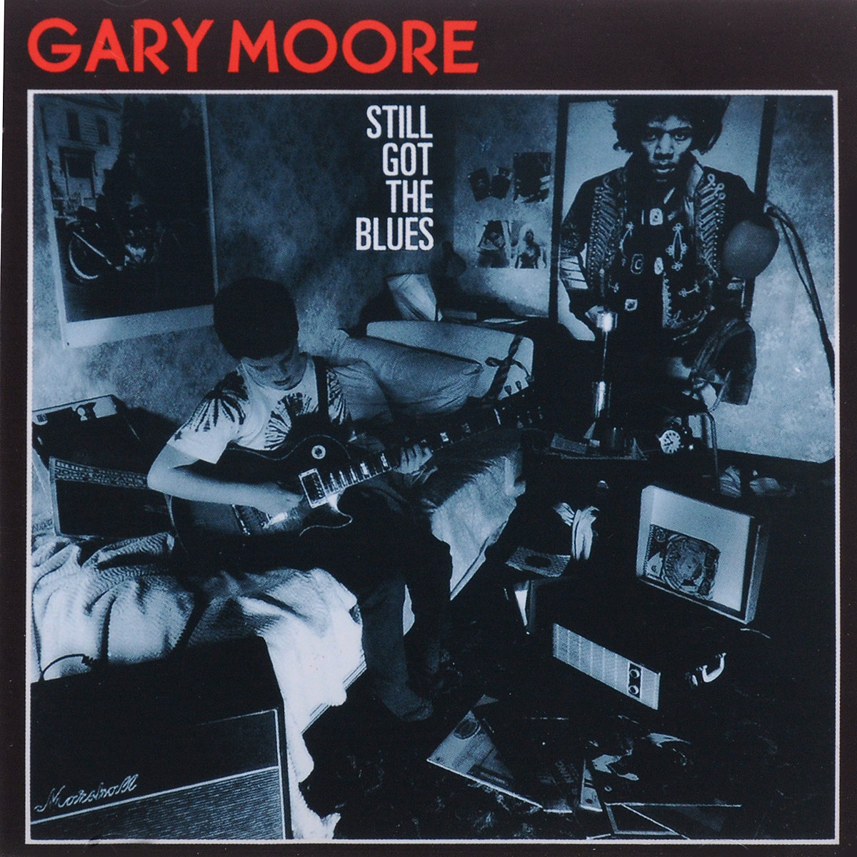 Гэри Мур Gary Moore. Still Got The Blues