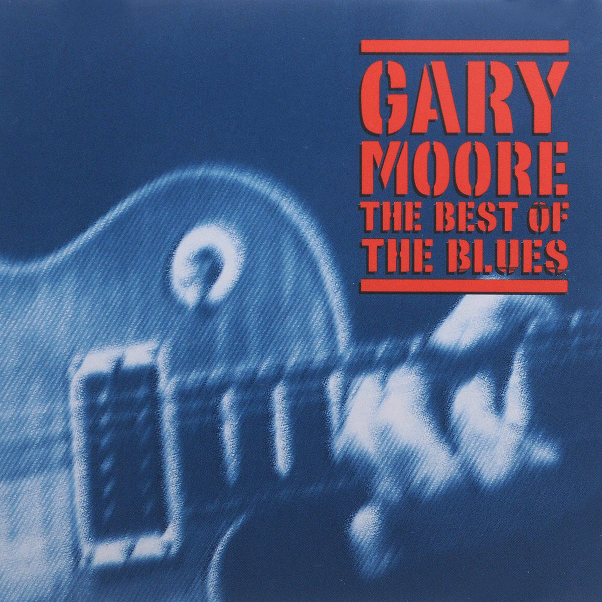Гэри Мур Gary Moore. The Best Of The Blues (2 CD)