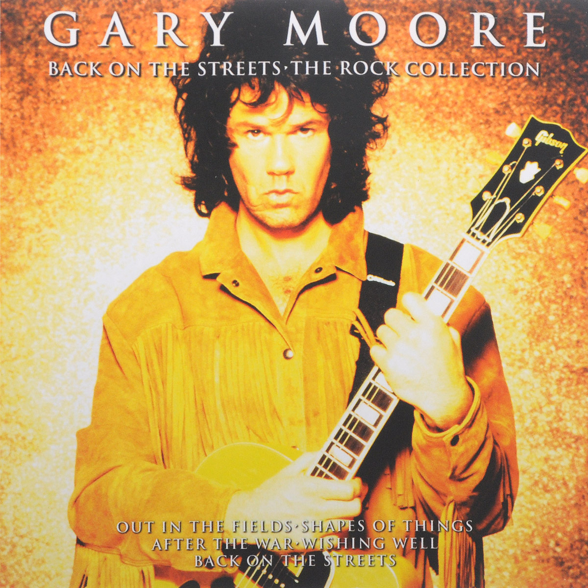 Гэри Мур Gary Moore. Back On The Streets. The Rock Collection gary moore gary moore wild frontier
