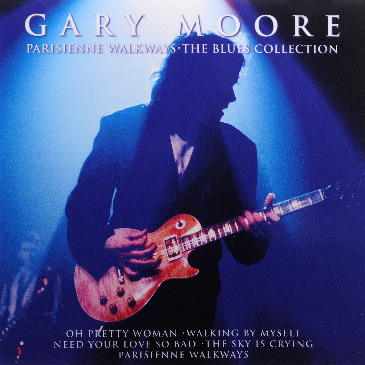 Гэри Мур Gary Moore. Parisienne Walkways. The Blues Collection гэри мур the midnight blues band gary moore