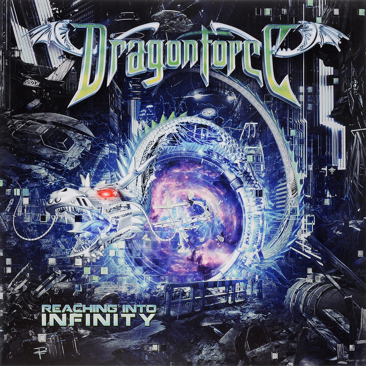 Zakazat.ru Dragonforce. Reaching Into Infinity (2 LP)