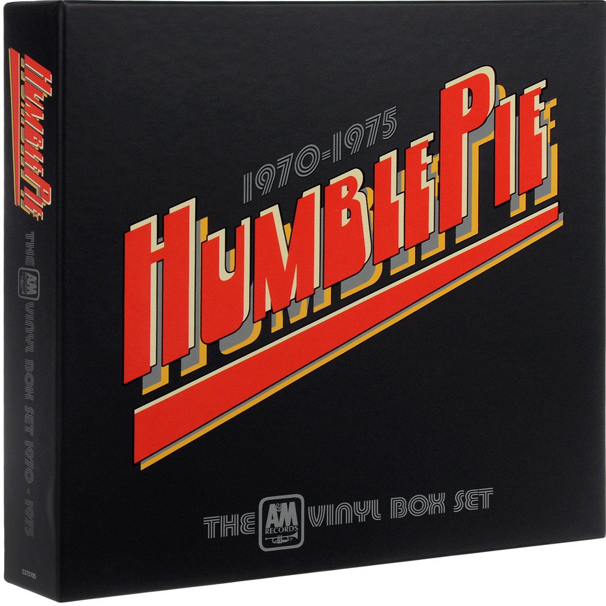 Humble Pie Humble Pie. Humble Pie 1970-1975 (9 LP) humble pie humble pie live in concert