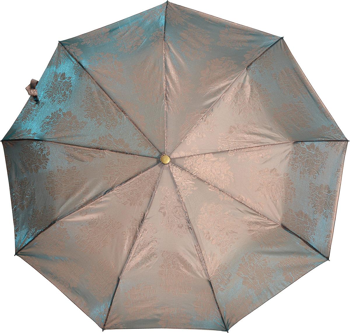 Зонт женский Mitya Veselkov, автомат, цвет: сиреневый. ZONT2-13