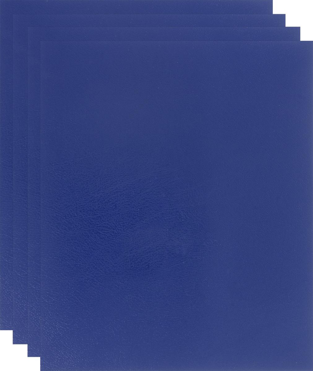 Action! Набор тетрадей Sponsor 48 листов в клетку цвет темно-синий 4 штSN-48-5/5_темно-синийКомплект тетрадей Action! Sponsor включает в себя 4 тетради.Обложка каждой тетради изготовлена из бумвинила. Внутренний блок состоит из 48 листов белой бумаги, соединенных скрепками. Стандартная линовка в голубую клетку дополнена полями, совпадающими с лицевой и оборотной стороны листа.