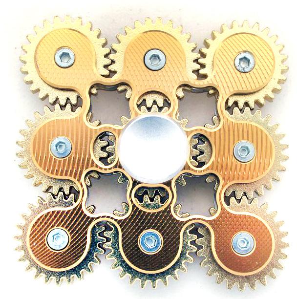 TipTop Квад-спиннер цвет золотой ВР-00000995 - Развлекательные игрушки