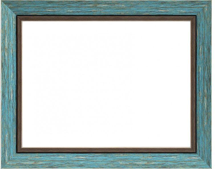 Рама багетная Белоснежка Nancy, цвет: серый, коричневый, 30 х 40 см1268-BL