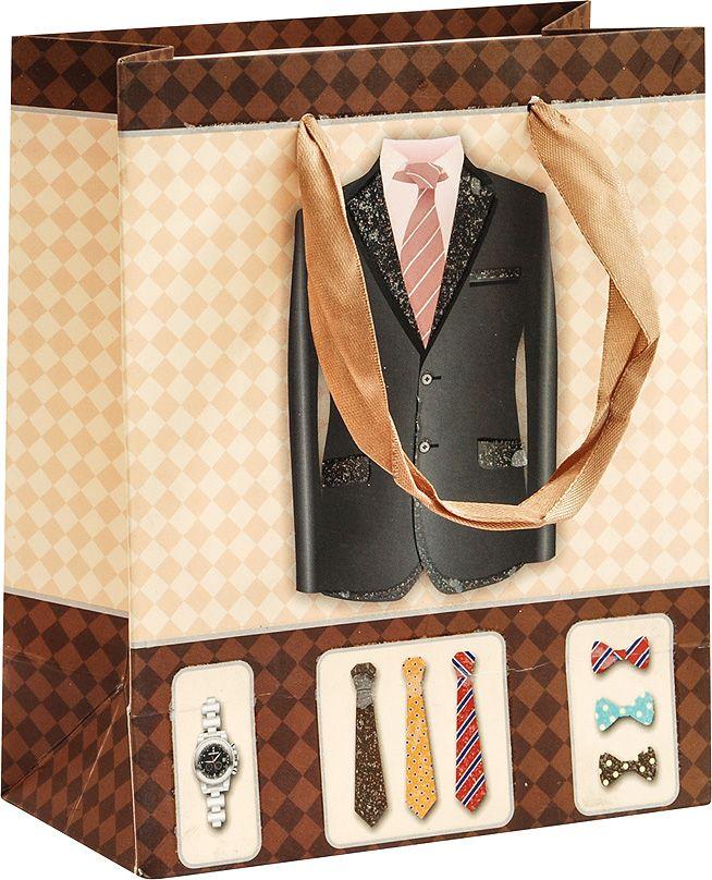 Пакет подарочный Белоснежка Богатый выбор, 14 х 7 х 17 см1291-SB
