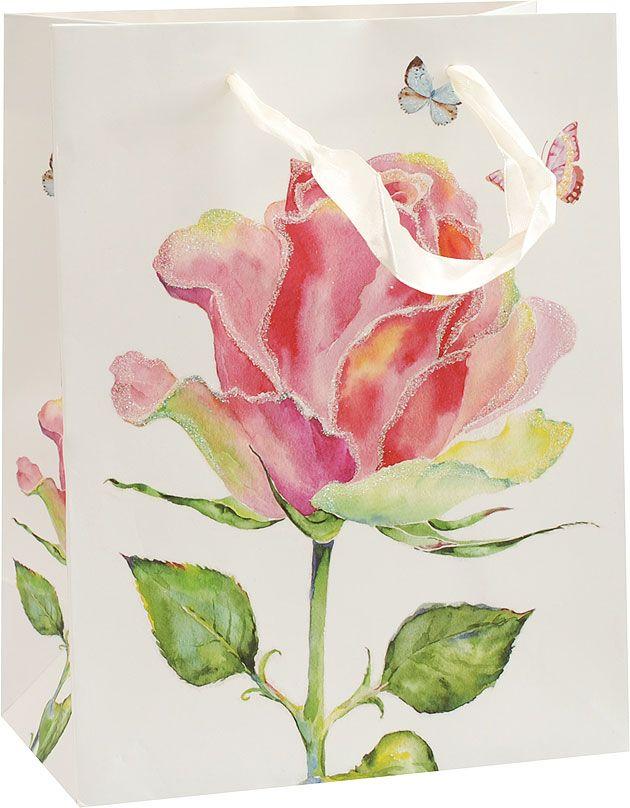 Пакет подарочный Белоснежка Цветущая роза, 18 х 10 х 23 см1550-SBПодарочный пакет Белоснежка, изготовленный из плотной ламинированной бумаги, станет незаменимым дополнением к выбранному подарку. Для удобной переноски на пакете имеются две ручки. Подарок, преподнесенный в оригинальной упаковке, всегда будет самымэффектным и запоминающимся. Окружите близких людей вниманием и заботой, вручив презент в нарядном, праздничном оформлении.