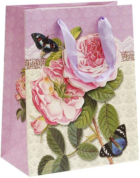 Пакет подарочный Белоснежка Бурбонские розы, 18 х 10 х 23 см1552S-SBПодарочный пакет Белоснежка, изготовленный из плотной бумаги, станет незаменимым дополнением к выбранному подарку. Для удобной переноски на пакете имеются две ручки. Подарок, преподнесенный в оригинальной упаковке, всегда будет самымэффектным и запоминающимся. Окружите близких людей вниманием и заботой, вручив презент в нарядном, праздничном оформлении.