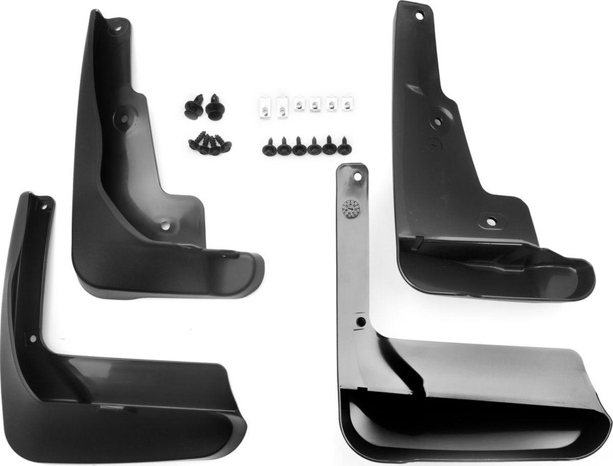 Комплект брызговиков передних и задних Novline-Autofamily, для Toyota Camry, 2011-, 2014, 4 штNLF.00.06.LКомплект Novline-Autofamily состоит из 2 передних и 2 задних брызговиков, изготовленных из высококачественного полиуретана. Изделия эффективно защищают кузов автомобиля от грязи и воды, формируют аэродинамический поток воздуха, создаваемый при движении вокруг кузова таким образом, чтобы максимально уменьшить образование грязевой измороси, оседающей на автомобиле. Разработаны индивидуально для каждой модели автомобиля. С эстетической точки зрения брызговики являются завершением колесных арок.