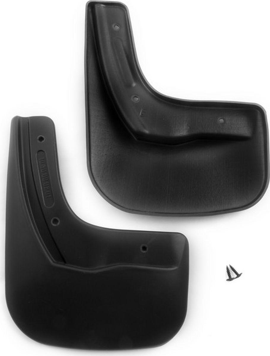 Комплект брызговиков задних Novline-Autofamily для Citroen C-elysee 2013- / Peugeot 301 седан 2013-, 2 штNLF.10.30.E10Комплект Novline-Autofamily состоит из 2 передних брызговиков, изготовленных из высококачественного полиуретана. Изделия эффективно защищают кузов автомобиля от грязи и воды, формируют аэродинамический поток воздуха, создаваемый при движении вокруг кузова таким образом, чтобы максимально уменьшить образование грязевой измороси, оседающей на автомобиле. Разработаны индивидуально для каждой модели автомобиля. С эстетической точки зрения брызговики являются завершением колесных арок.