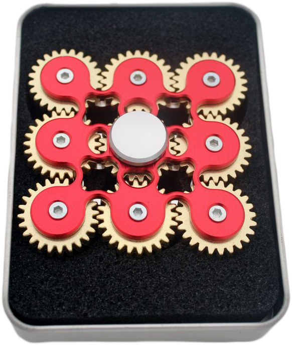 TipTop Квад-спиннер цвет красный ВР-00000993 - Развлекательные игрушки