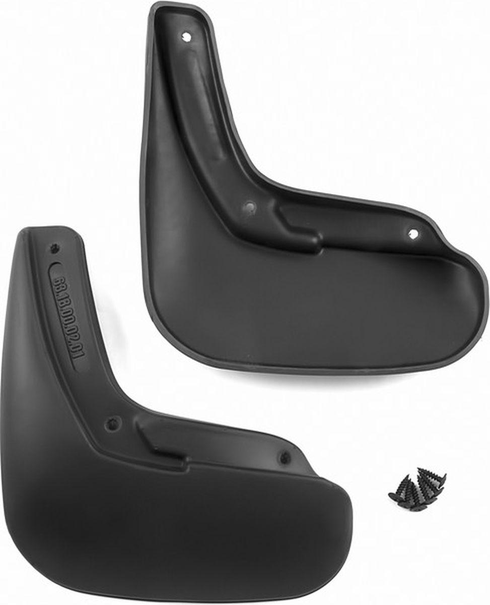 Комплект брызговиков задних Novline-Autofamily для Chery Bonus A19 седан, 2014-, 2 штNLF.63.18.E10Комплект Novline-Autofamily состоит из 2 задних брызговиков, изготовленных из высококачественного полиуретана. Изделия эффективно защищают кузов автомобиля от грязи и воды, формируют аэродинамический поток воздуха, создаваемый при движении вокруг кузова таким образом, чтобы максимально уменьшить образование грязевой измороси, оседающей на автомобиле. Разработаны индивидуально для каждой модели автомобиля. С эстетической точки зрения брызговики являются завершением колесных арок.
