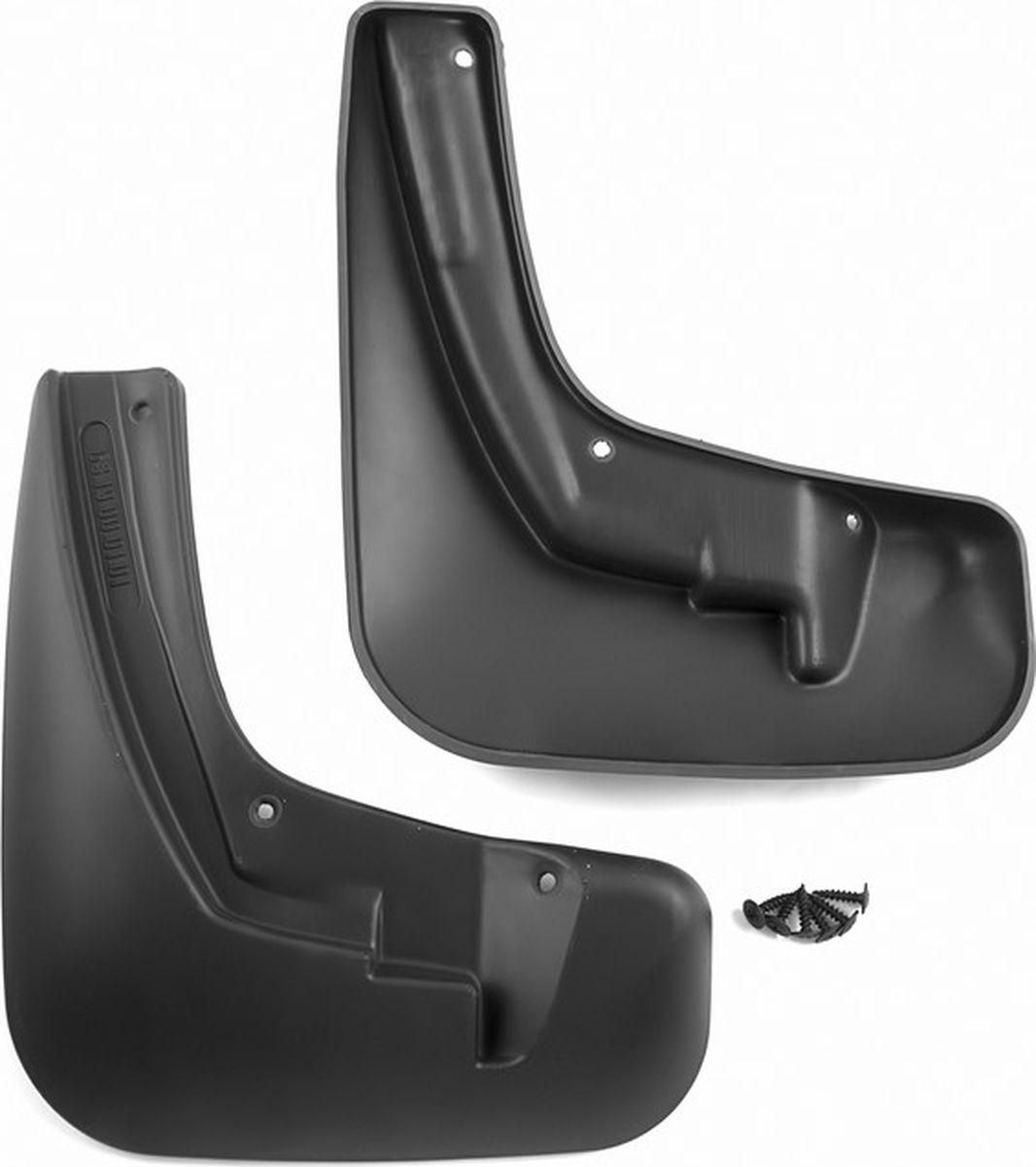 Комплект брызговиков передних Novline-Autofamily для Chery Arrizo 7 M16 седан, 2014-, 2 штNLF.63.19.F10Комплект Novline-Autofamily состоит из 2 передних брызговиков, изготовленных из высококачественного полиуретана. Изделия эффективно защищают кузов автомобиля от грязи и воды, формируют аэродинамический поток воздуха, создаваемый при движении вокруг кузова таким образом, чтобы максимально уменьшить образование грязевой измороси, оседающей на автомобиле. Разработаны индивидуально для каждой модели автомобиля. С эстетической точки зрения брызговики являются завершением колесных арок.