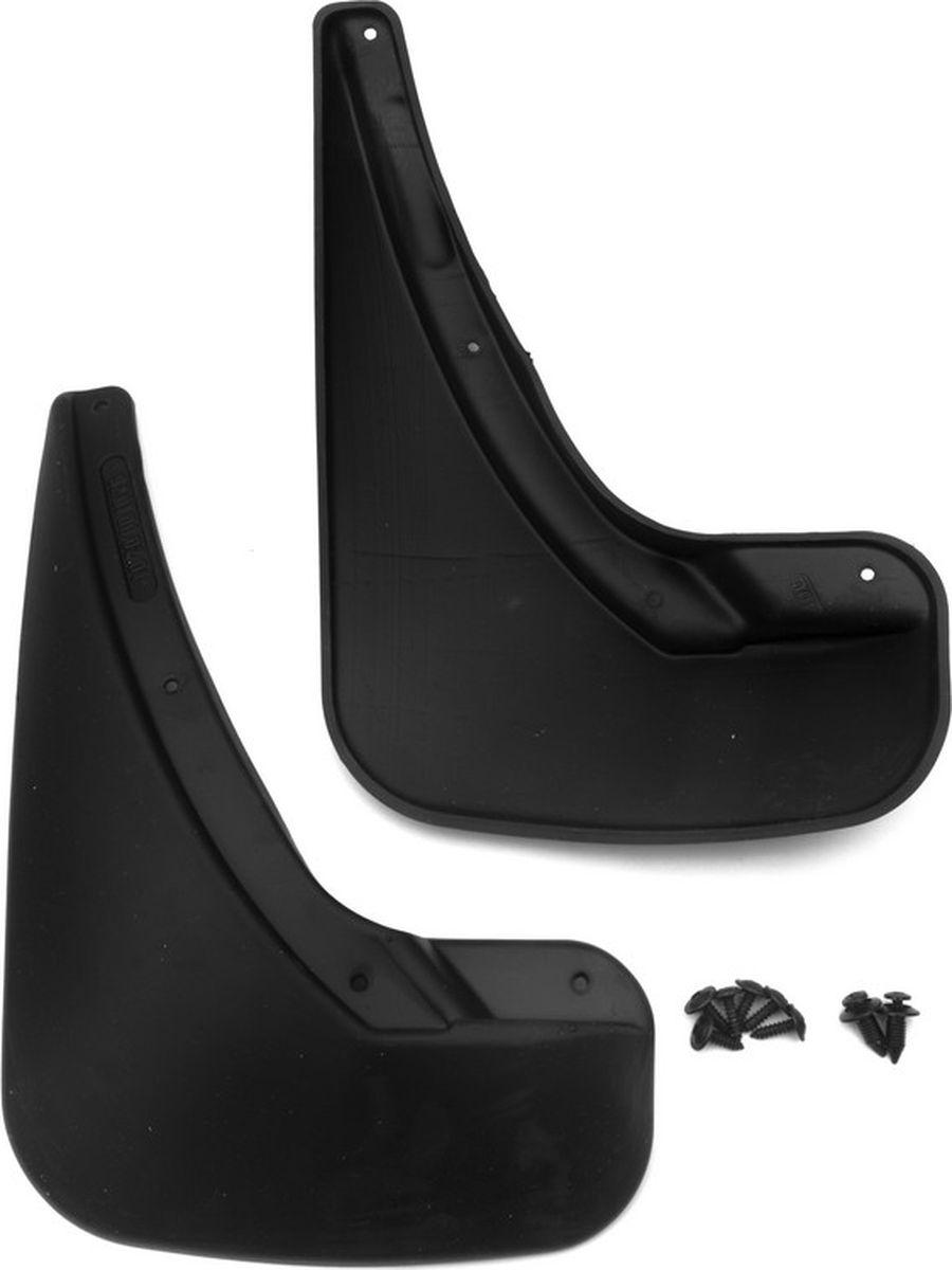 Комплект брызговиков задних Novline-Autofamily для Changan CS35 внедорожник, 2013-, 2 штNLF.92.01.E13Комплект Novline-Autofamily состоит из 2 задних брызговиков, изготовленных из высококачественного полиуретана. Изделия эффективно защищают кузов автомобиля от грязи и воды, формируют аэродинамический поток воздуха, создаваемый при движении вокруг кузова таким образом, чтобы максимально уменьшить образование грязевой измороси, оседающей на автомобиле. Разработаны индивидуально для каждой модели автомобиля. С эстетической точки зрения брызговики являются завершением колесных арок.