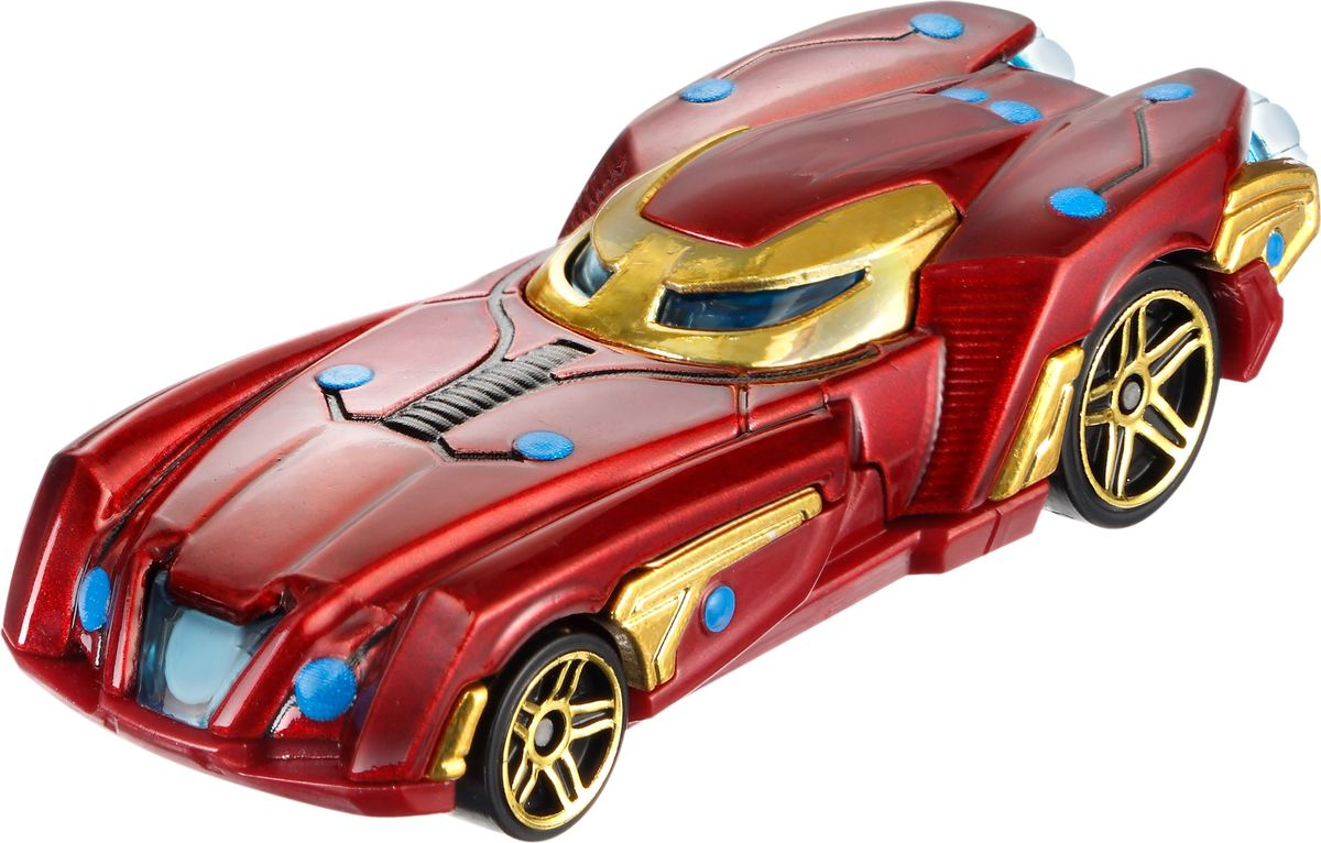 Hot Wheels Avengers Машинка Iron Man юбка violeta by mango violeta by mango vi005ewxbc42