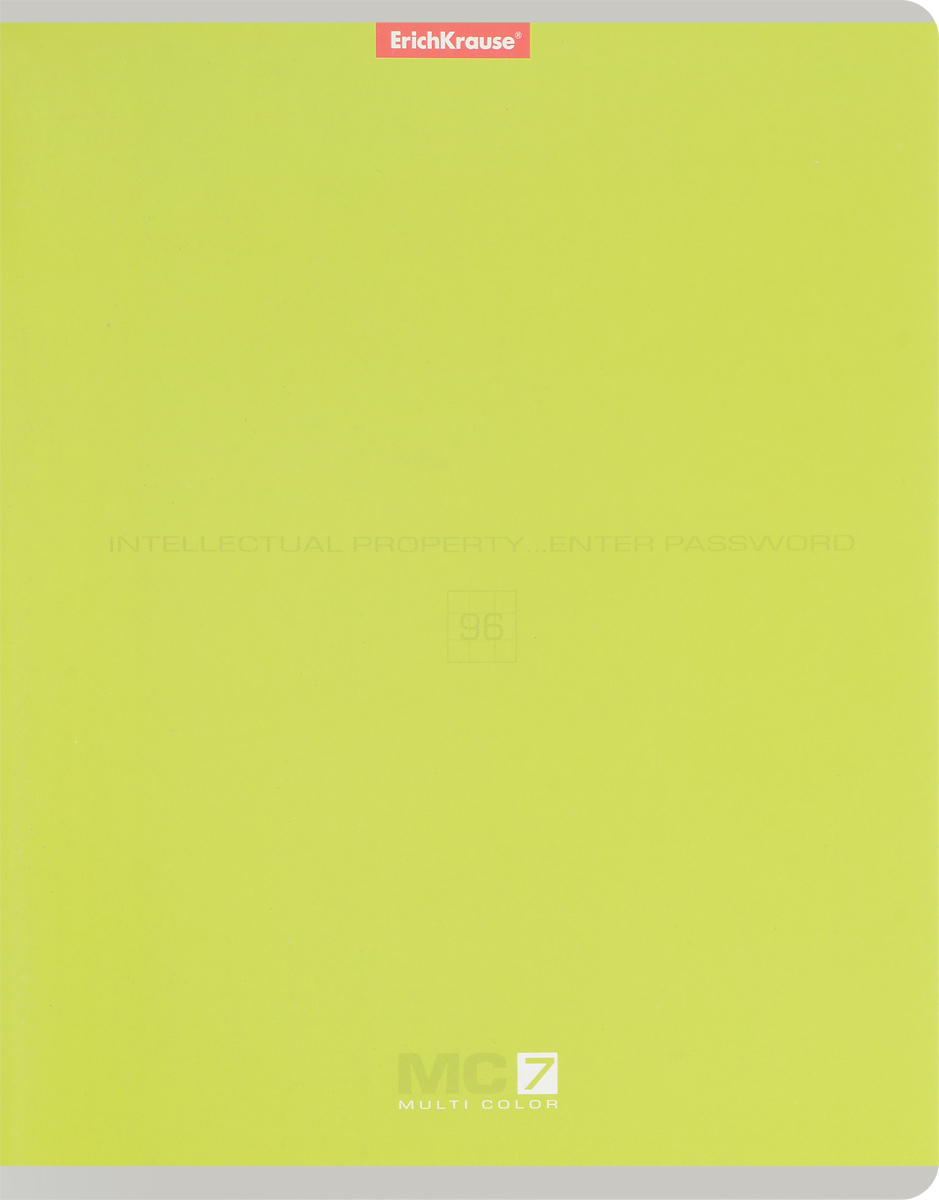Полиграфика Тетрадь MC-7 96 листов в клетку цвет оливковый35487 оливковыйТетрадь Полиграфика MC-7 отлично подойдет для занятий как школьнику, так и студенту. Обложка тетради выполнена из плотного мелованного картона и позволит сохранить тетрадь в аккуратном состоянии на протяжении всего времени использования. Внутренний блок тетради, соединенный скрепками, состоит из 96 листов белой бумаги в голубую клетку с полями.