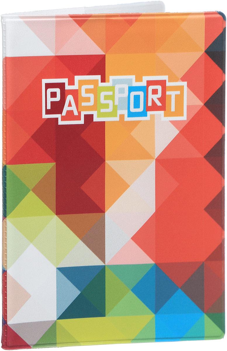 Обложка для паспорта Kawaii Factory Kaleidoscope, цвет: красный. KW064-000069KW064-000069Обложка для паспорта от Kawaii Factory- оригинальный и стильный аксессуар, который придется по душе истинным модникам и поклонникам интересного и необычного дизайна.Качественная обложка выполнена из легкого и прочного ПВХ с приятной фактурой, который надежно защищает важный документ от пыли и влаги. Рисунок нанесён специальным образом и защищён от стирания. Изделие раскладывается пополам. Внутри размещены два накладных кармашка из прозрачного ПВХ. Простая, но в то же время стильная обложка для паспорта определенно выделит своего обладателя из толпы и непременно поднимет настроение.