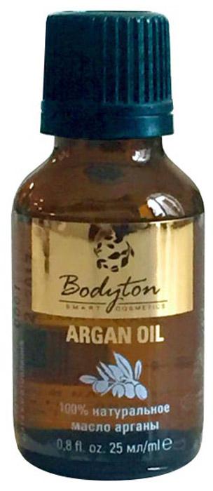 Bodyton Аргановое масло БИО, 25 мл2719985Целебные свойства масла Арганы:интенсивно увлажняет и питает волосы по всей длиневосстанавливает нарушенную структуру волосасохраняет гладкость и эластичностьувлажняет кожу головы, избавляет от перхотизащищает волосы от вредного воздействия ультрафиолета и химических веществпредотвращает выпадение волос, укрепляя волосяные луковицысохраняет и восстанавливает густоту волосделает волосы шелковистыми и блестящимиповышает эластичность кожиоздоравливает ногтевую пластину