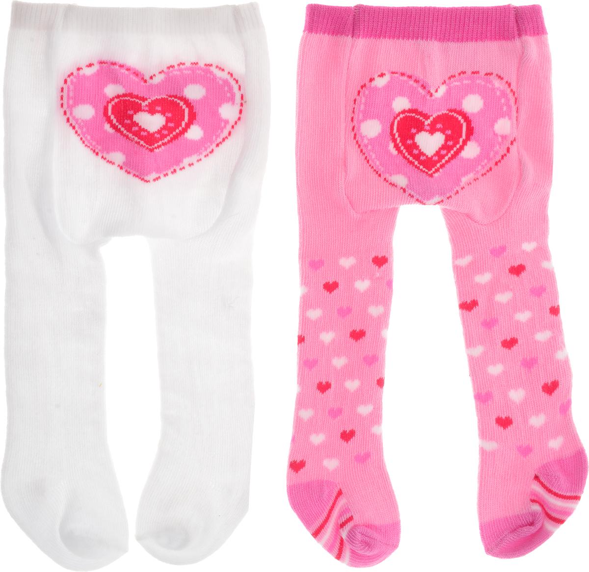 Baby Born Одежда для кукол Колготки цвет белый розовый 2 шт куклы и одежда для кукол весна озвученная кукла саша 1 42 см