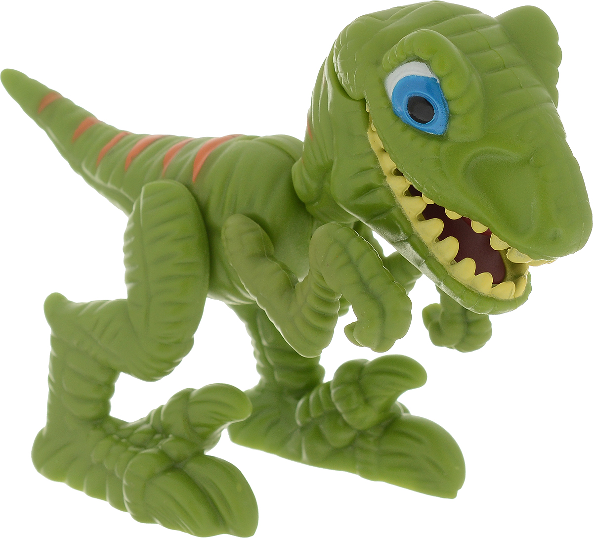 Junior Megasaur Фигурка Динозавр цвет зеленый 16916 фигурки игрушки junior megasaur игрушка junior megasaur динозавр звук голубой свет звук эфф ты