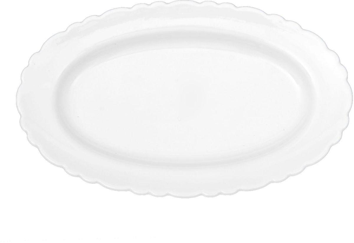 """Тарелка Turon Porcelain """"Классика"""" выполнена из фарфора. Она подойдет для повседневной и праздничной сервировки. Дополните стол текстилем и салфетками в тон, чтобы получить элегантное убранство с яркими акцентами. Узбекская посуда известна всему миру уже более тысячи лет. Ей любовались царские особы, на ней подавали еду шейхам и знатным персонам. Формула глазури передается из поколения в поколение. По сей день качественные изделия продолжают восхищать своей идеальной формой."""