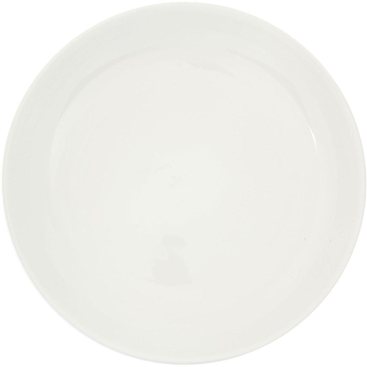 Ляган Turon Porcelain Классика, диаметр 25 см2367902Узбекская посуда известна всему миру уже более тысячи лет. Ей любовались царские особы, на ней подавали еду для шейхов и знатных персон. Ляган Turon Porcelain Классика подойдет для повседневной и праздничной сервировки. Дополните стол текстилем и салфетками в тон, чтобы получить элегантное убранство с яркими акцентами.