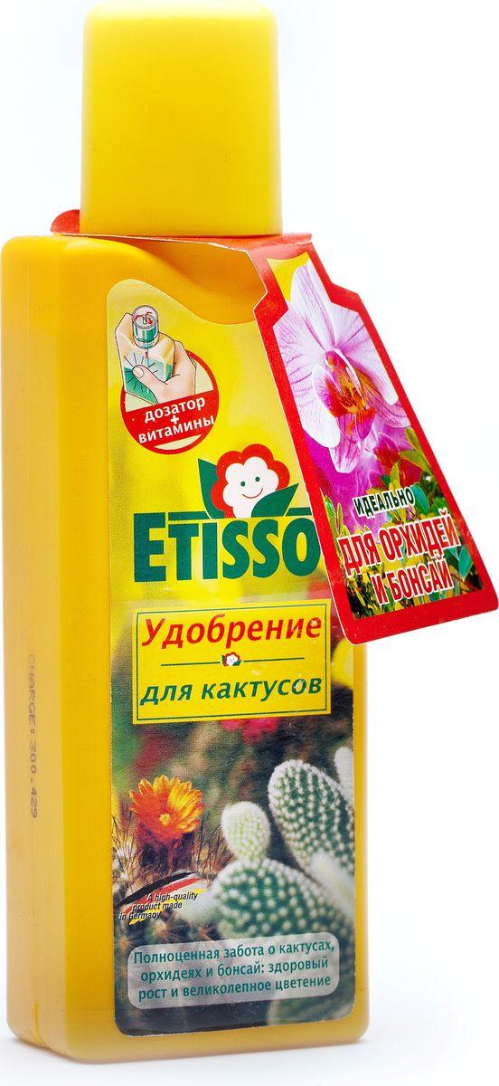 Удобрение Etisso, для кактусов, суккулентов, орхидей и бонсай, 250 мл прогулочная коляска carmella princess pink page 2