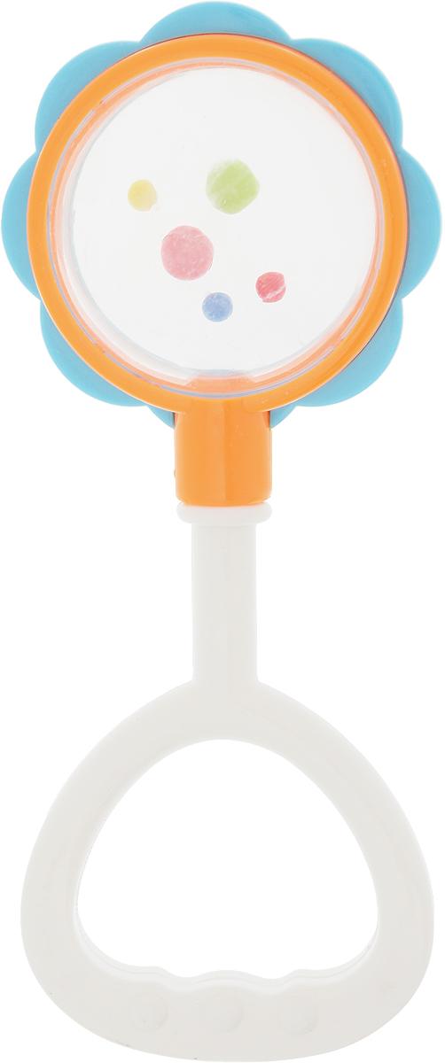 Lubby Игрушка-погремушка Леденец развивающая игрушка lubby первый фотоаппарат