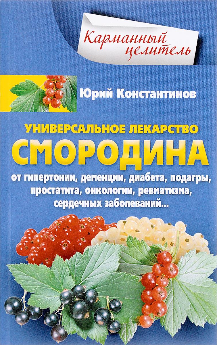 Юрий Константинов Уникальное лекарство. Смородина