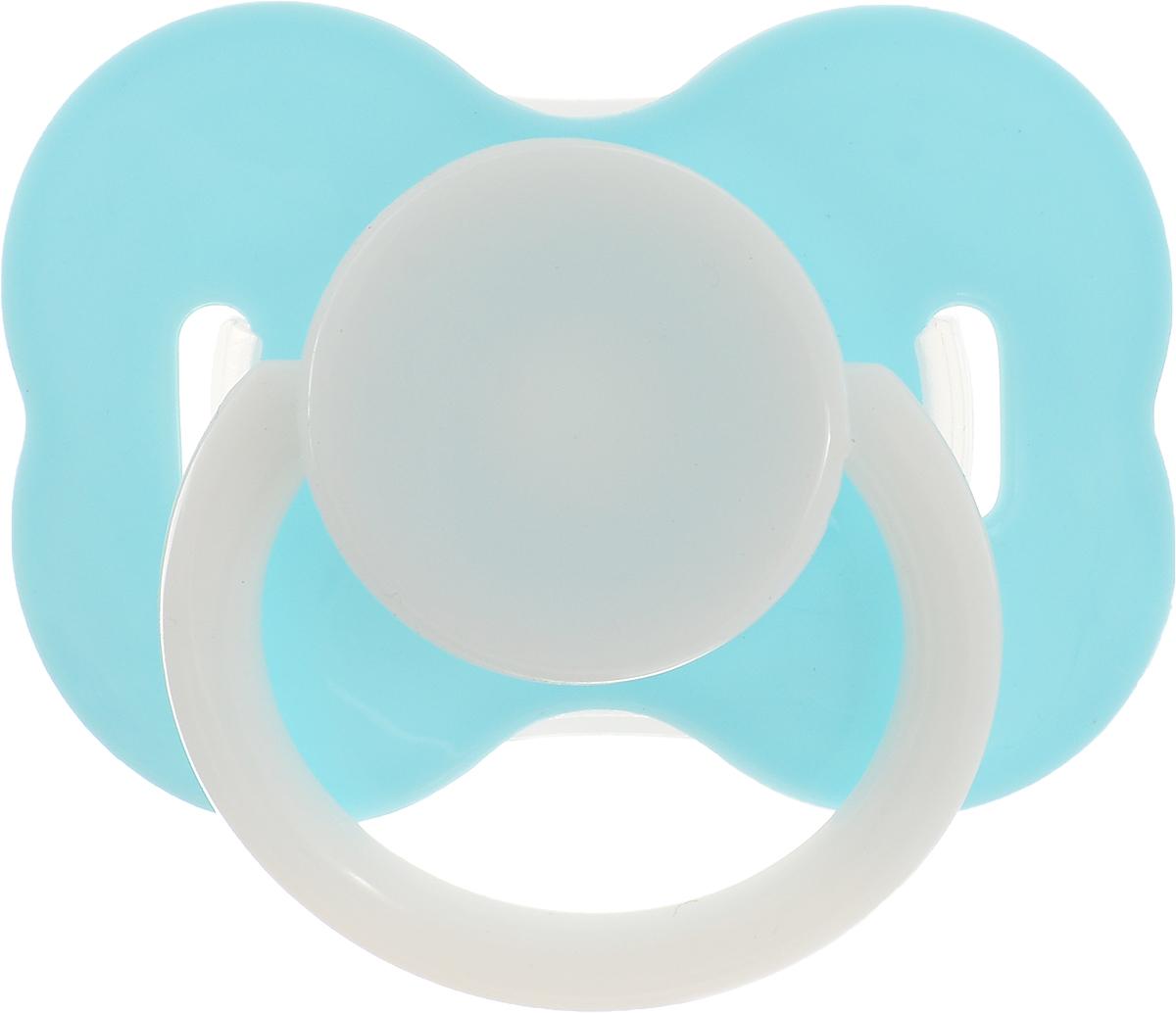 Lubby Пустышка силиконовая Для самых маленьких с колпачком от 0 месяцев