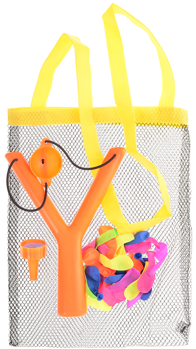 Zakazat.ru YG Sport Игровой набор Водяные бомбочки с рогаткой цвет оранжевый