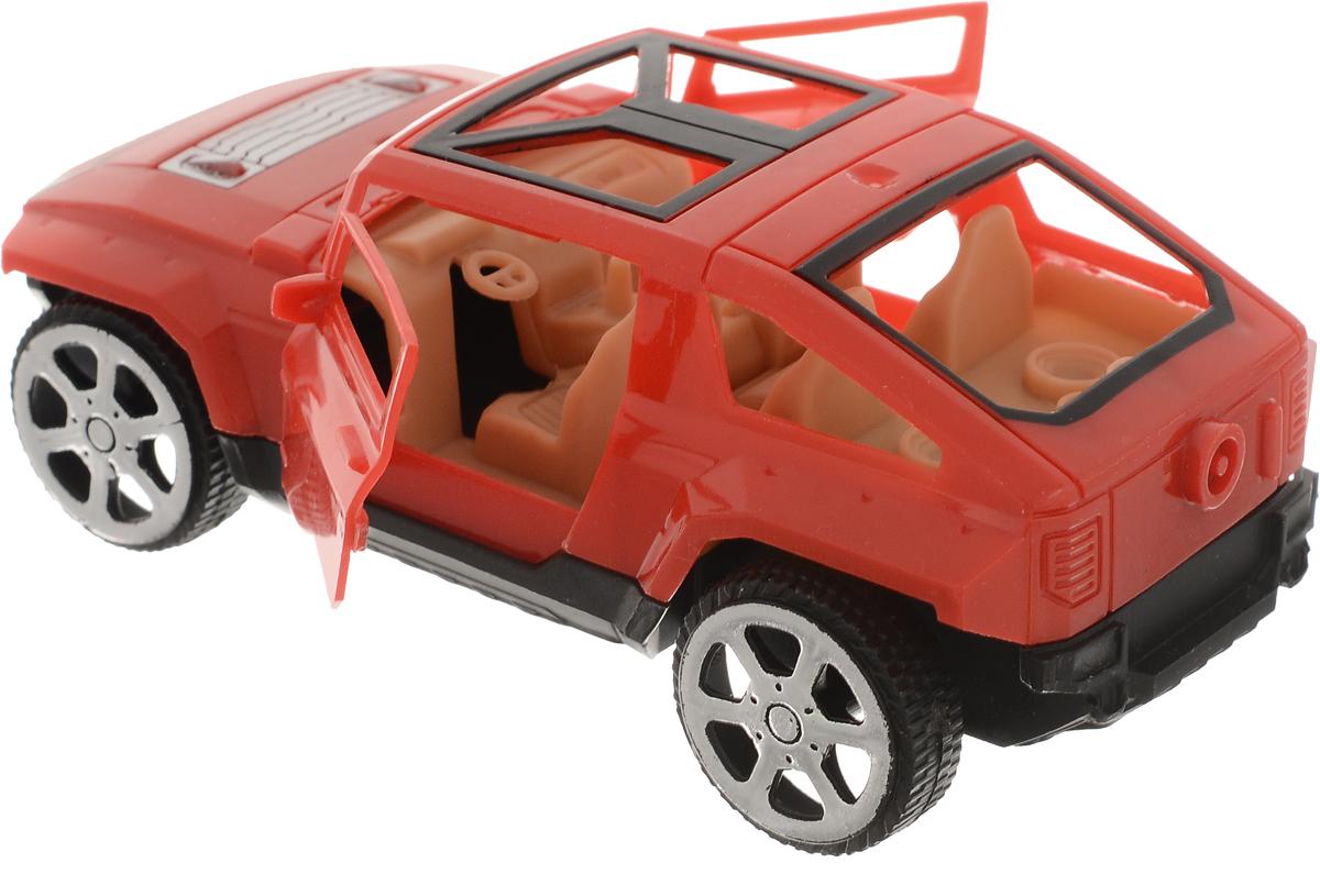 ABtoysИгровой набор Автозаправка цвет красный черный ABtoys