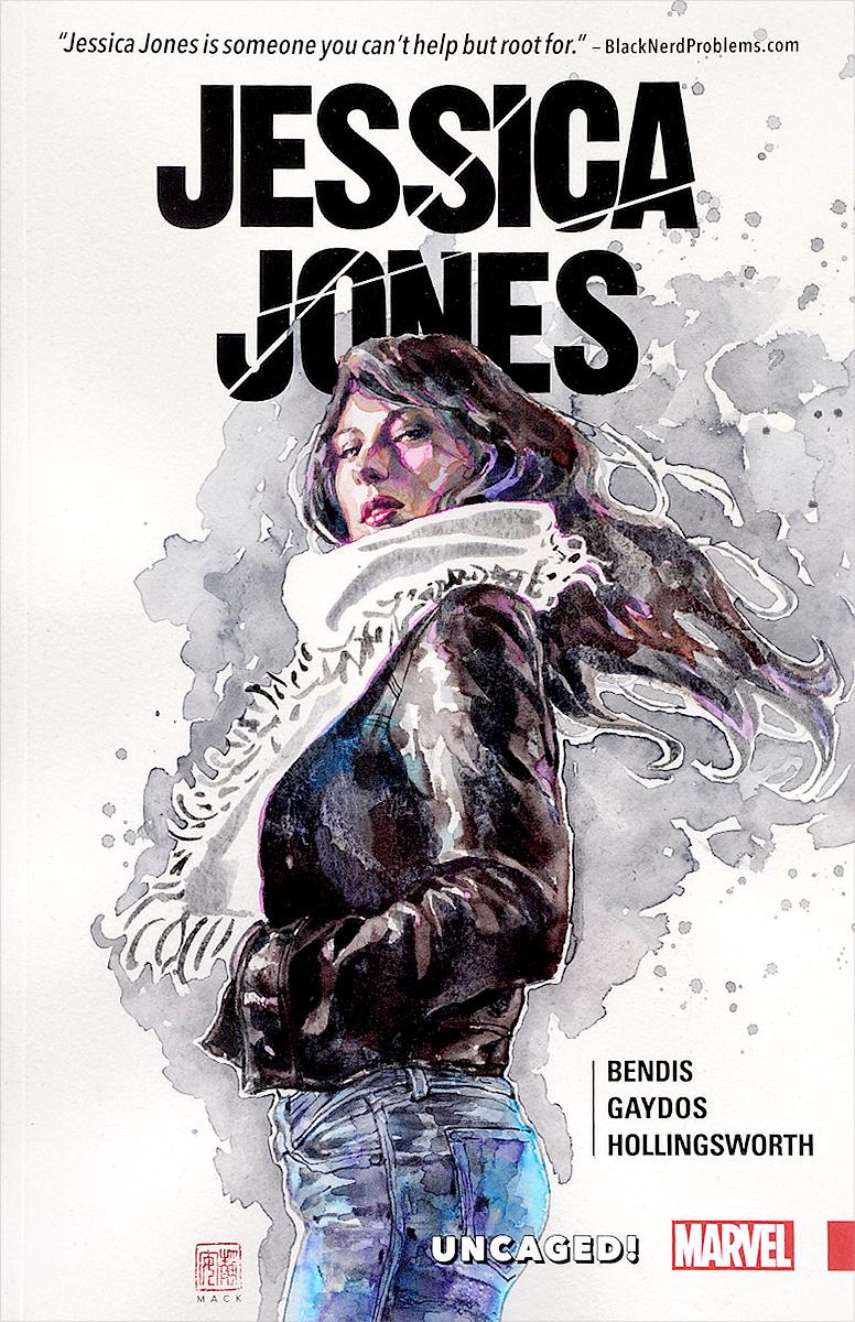 Jessica Jones: Volume 1: Uncaged! jessica jones the pulse