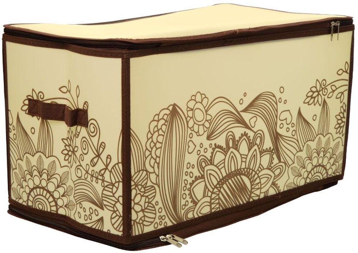 Короб для хранения Handy Home Цветы, складной, 52 х 30 х 30 см home use lllt handy cold laser pain relief physiotherapy equipment ant inflammation
