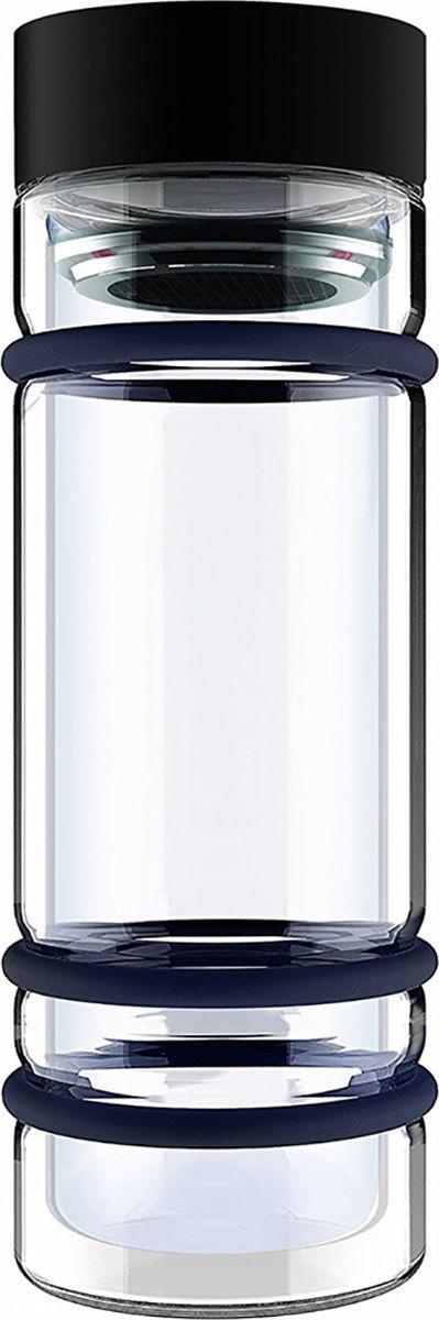 Бутылка Asobu Bumper bottle, цвет: серый, 400 млDWG12 smokeБутылка Asobu Bumper bottle с двойными стеклянными стенками, ситечком и яркими силиконовыми бамперами. Идеальна для заваривания самых вкусных чаев!Asobu никогда не использует бесполезных деталей. В Bumper bottle силиконовые кольца использованы не только ради придания яркого внешнего вида бутылке, они составляют важную функциональную составляющую - защиту бутылки при падении.Инструкция по применению:Снимите крышку бутылки.Засыпьте чай в ситечко.Наполните бутылку горячей водой.Подождите 2-3 минуты пока чай заварится.Материал: СтеклоВысота : 22,5 смДиаметр : 8,5 см