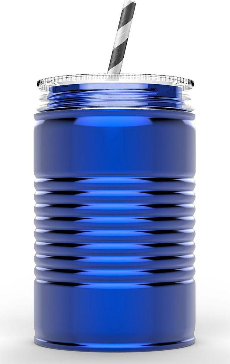 Кружка Asobu I can, цвет: голубой, 540 млIC1 blueКружка Asobu I can - отличный вариант для тех, кто любит разнообразие. Предлагаем отойти от традиционных кофейных кружек и взглянуть совершенно по-новому на свой любимый напиток со стальной кружкой-банкой Asobu I can. Asobu I can выполнена из нержавеющей стали. Двойные стенки сохранят Ваш напиток горячим чуть дольше и, к тому же, не позволят Вам обжечься. Кружка идеально подходит для использования дома, в офисе или на заднем дворе. Asobu I can полностью экологически чистый продукт и подходит для вторичной переработки. Особенности: Многоразовая соломинка в комплекте.Нержавеющая сталь, двойные стенки.Утилизируется, экологически чистый материал.100% BPA FREE.Можно мыть в посудомоечной машине.540 мл.