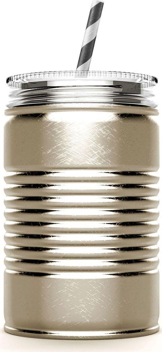 Кружка Asobu I can, цвет: золотистый, 540 млIC1 champagneКружка Asobu I can - отличный вариант для тех, кто любит разнообразие. Предлагаем отойти от традиционных кофейных кружек и взглянуть совершенно по-новому на свой любимый напиток со стальной кружкой-банкой Asobu I can. Asobu I can выполнена из нержавеющей стали. Двойные стенки сохранят Ваш напиток горячим чуть дольше и, к тому же, не позволят Вам обжечься. Кружка идеально подходит для использования дома, в офисе или на заднем дворе. Asobu I can полностью экологически чистый продукт и подходит для вторичной переработки. Особенности: Многоразовая соломинка в комплекте.Нержавеющая сталь, двойные стенки.Утилизируется, экологически чистый материал.100% BPA FREE.Можно мыть в посудомоечной машине.540 мл.