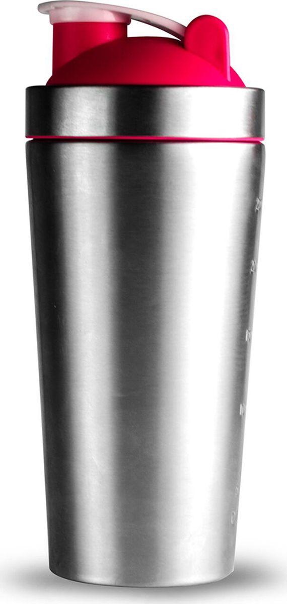 Стакан-шейкер Asobu Shake it baby, цвет: красный, 800 млSSB25 redСтакан-шейкер Asobu Shake it baby встряхнет Ваши обычные тренировки!Дизайн, практичность и простота использования делают этот инновационный стакан идеальным компаньоном тренировок.Мерная маркировка, выгравированная на прочной наружной стенке из нержавеющей стали, обеспечивает точное сочетание продуктов. Удобный носик для питья с защитным колпачком гарантирует, что ваши напитки останутся свежими и не прольются. Прочные лезвия, расположенные в крышке, отлично размешивают смеси, плюс в комплект входят два шарика для лучшего встряхивания коктейля в то время когда вы находитесь на ходу.Высота : 22,5 смДиаметр : 9,5 см