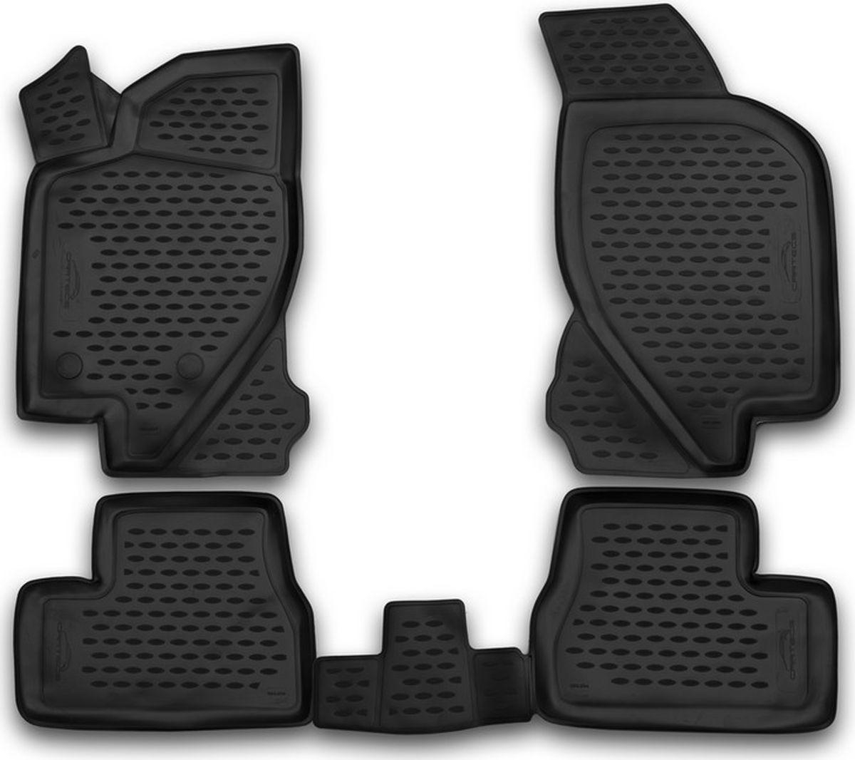 Коврики в салон автомобиля Novline-Autofamily 3D, для Datsun on-do, 01/2014->, 4 штNLC.3D.94.04.210kКачественный продукт, новый полимерный материал, антискользящий рельеф, идеальная форма, гигиенические сертификаты. Надежные коврики для вашего автомобиля.