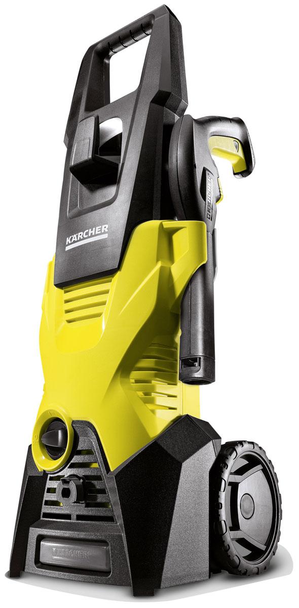 Аппарат высокого давления Karcher K 3 EU редуктор давления с фильтром karcher 2 645 226 0