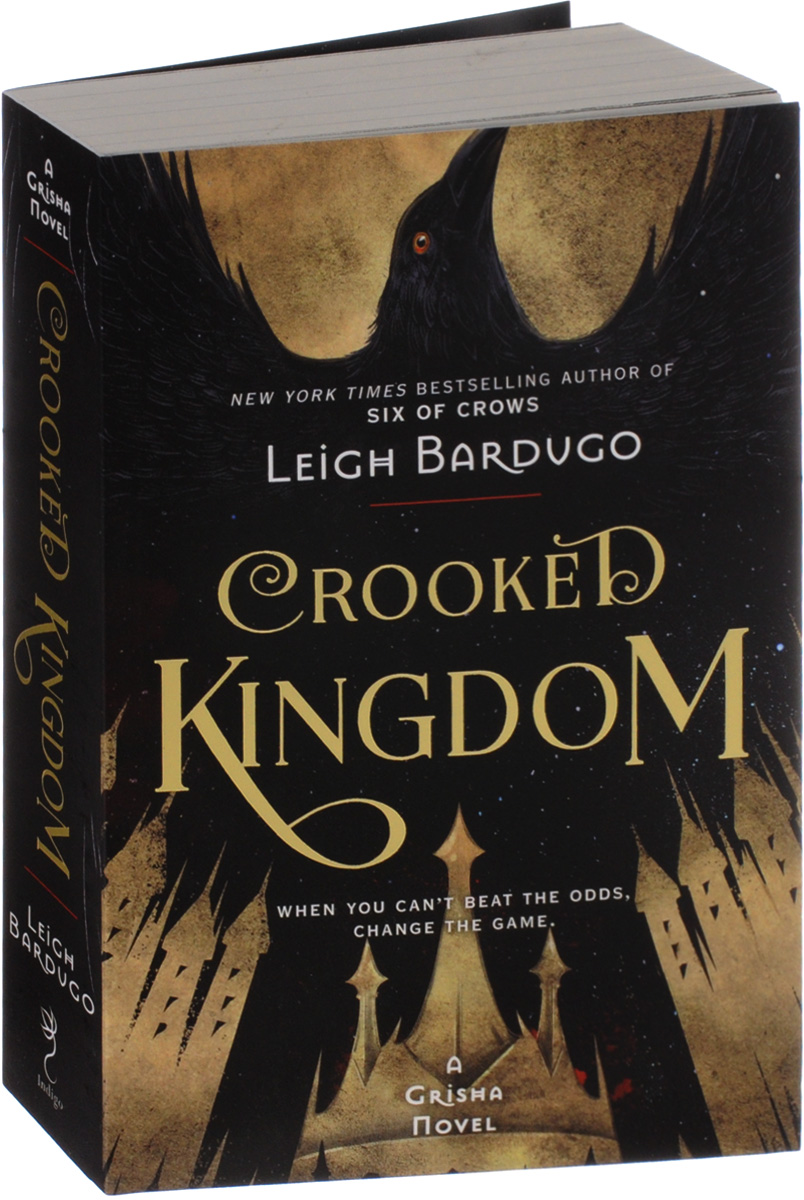 Crooked Kingdom купить